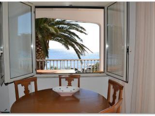 Apartment Cala Gonone on the beach Big terrace