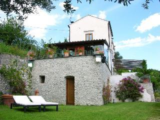 Villa Carrubo, Vietri sul Mare