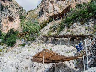 Villa La Roccia, Praiano