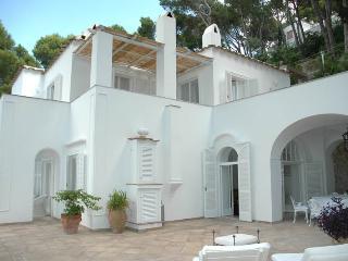 Villa Tiberio, Capri