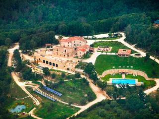 Villa delle Stelle, Monticiano