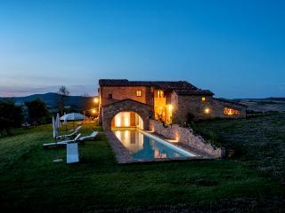 Villa dell'Architetto, Pienza