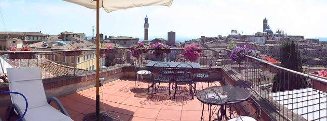 ROOF DECK TERRACE 360 degrees view