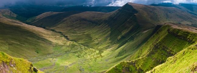 Brecon Beacons only 20 minutes from Vijaygardens
