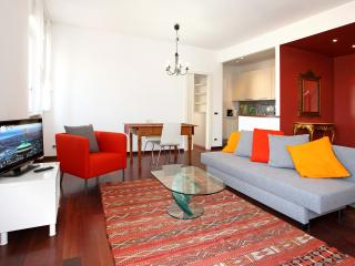 Modern 2 rooms apartment with beatifull view, Milán