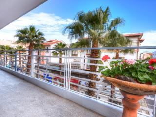 Central flat Antibes 120m2