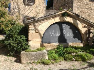 Le Vieux Puits, Gordes