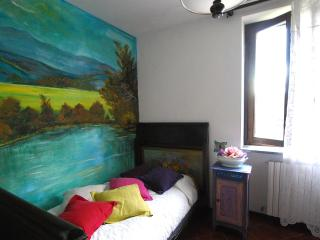 Single Room, Lake District of Northern Italy, Borgomanero