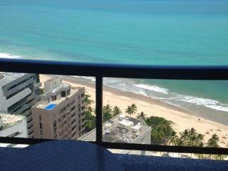 flat de luxe avec vue mer panoramique, Recife