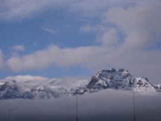 Ver os Dolomitas de inverno