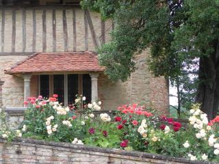 Gite de charme. Chateau d'Espanel en Quercy