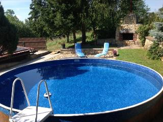 Holiday Home in Czech Republic with swimming pool