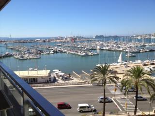 APARTMENT WITH POOL AND SEA VIEWS. R. 00009, Palma de Mallorca