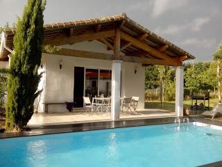 villa privée dans environnement arboré, Breuillet