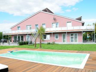 Caseti Fewos  5***** Wohnung Carolin mit Pool, Oberdachstetten