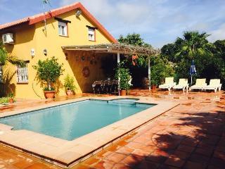 Casa Zamorilla 2, a 14 km de Málaga con piscina pr, Alhaurín de la Torre