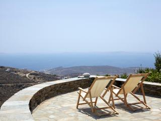 Modern Cycladic sea view  House on Tinos Island