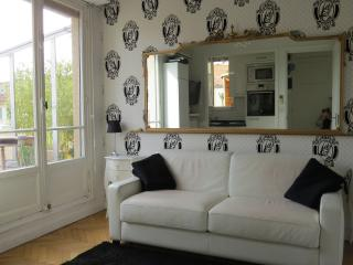 Superb luxurious studio with massive terrace