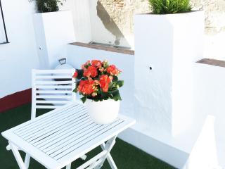 Apartamento centro de Cádiz con fantástica terraza, Cadix