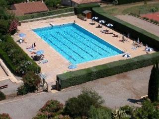 Appartement dans résidence avec piscine F3, Saint-Tropez