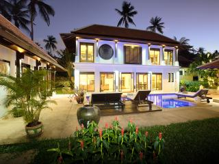 Big Buddha Beach Pool Villa - walk to the beach, Bophut
