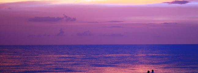 Sunset at Wiggins beach