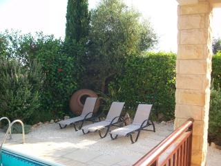 Stunning luxury villa with private pool, Peyia