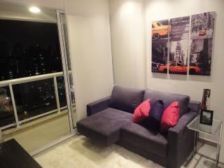 Furnished apartment in the best of São Paulo