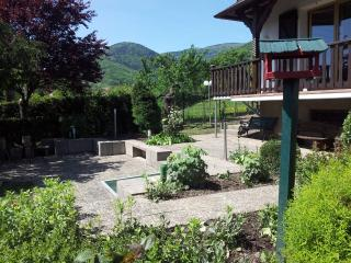 Exclusive quiet and spacious summer cottage Gîte B, Breitenbach