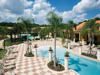 Eden Garden in Encantada Resorts 2 Bedrooms, Kissimmee