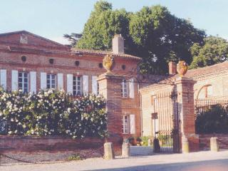 chateau de Mauvaisin, Auterive