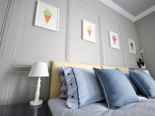 Ice Cream Suite: Stunning City Center Apartment, Édimbourg
