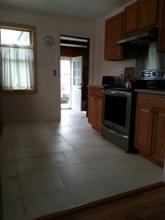 Kitchen Limestone Floor