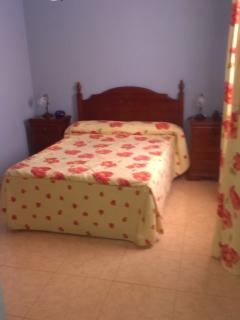 cama doble habitacion principal