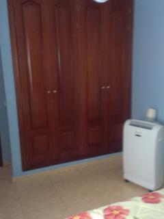 armario de la habitacion principal.