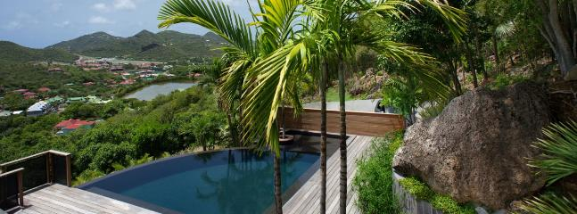 Villa Apache 2 Bedroom (Situated On The Heights Of Saint Jean. It Is An Amazing
