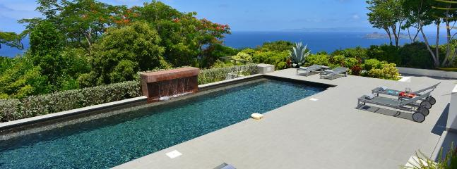 SPECIAL OFFER: St. Barths Villa 201 The Villa Offers 270º Views Over The Ocean. Faces West And Is Sunny All Day., Anse des Flamands
