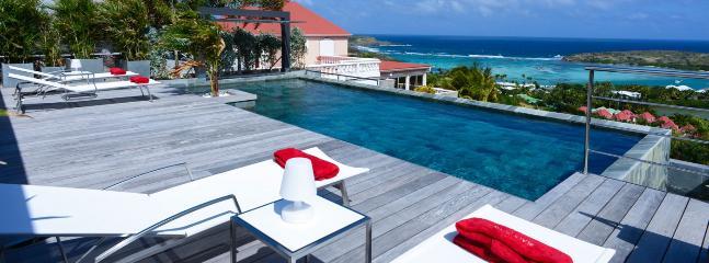 Villa Black Pearl 3 Bedroom Special Offer, Marigot