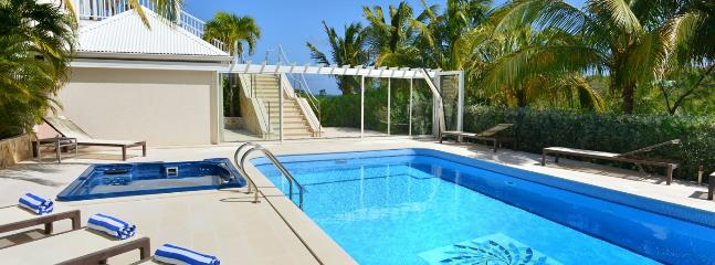 Villa Captain Cook 4 Bedroom SPECIAL OFFER, Pointe Milou