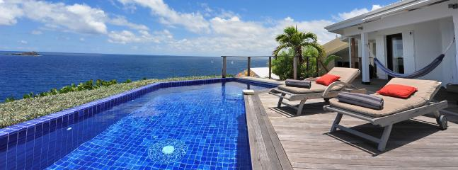 Villa Domingue 1 Bedroom (Situated In Pointe Milou, It Offers A Dramatic