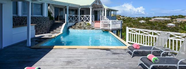 Villa Milonga 3 Bedroom SPECIAL OFFER, Marigot