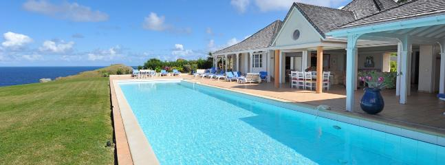 Villa Oui 3 Bedroom (Situated On The Top Of The Private Estate Of Domaine Du