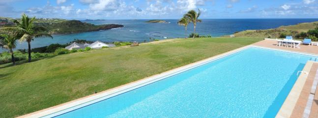 Villa Oui ^ Beach View # Located in  Wonderful Petit Cul de Sac with Private Poo