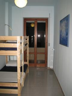 The 2° Bedroom