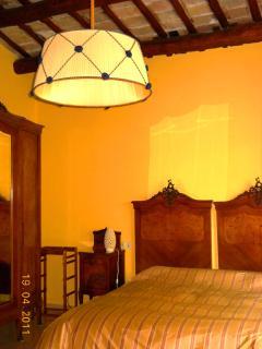 the room 'La Collina'