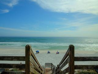 Seamist Gulf Front Condo- You can't get closer to the Beach!!