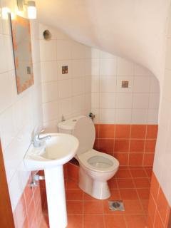 1rst floor wc