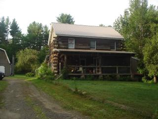 Adirondack Mountain getaway on 11 private acres, Wells
