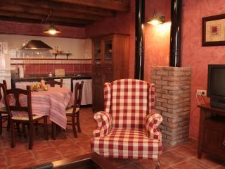 Casa ecologica, para parejas en Campiellos