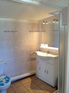 Salle de bains chambre 'Provence'